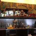Interior Staff bar
