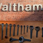 Wrenches on Display
