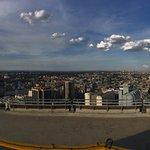 Panoramic view from Helipad