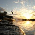 Early morning kayak