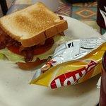 BLT meal.