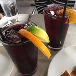 Not-so-sweet but sweet enough Sangria!