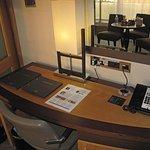 Room 1908 - Bedroom desk