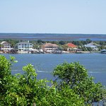 Part of the view from the Ribault Monument, part of Ft. Caroline N.M. in Jacksonville