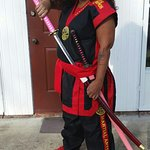 "World National Regional State and Local Karate Champion Princess ""The Nose Buster"" Nephatia live"