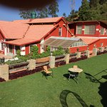 Nice place to stay - away from the noisy and crowded town and at the same time just 2.5 kms away