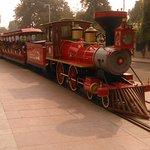 Toy train - Swarnim Jayanti Express