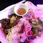 Lemongrass pork Pho