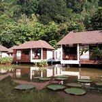 Water villa