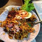 Chicken Kottu 2nd time round...yummy rustic comfort food