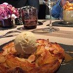 la tarte aux pomme