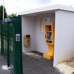 borne automatique de 11h00 à 17h00 et de 21h00 à 6h30