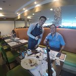 Restaurant staff Carlo@The Linden Suites
