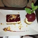 Plats et desserts