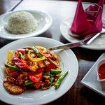 Chilli Basil Chicken