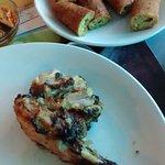 Dahi kabab & Chicken leg kabab