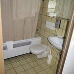 Sauberes und geruchfreies Bad-