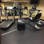 Best Western (Lockport) - workout room