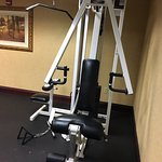 Best Western (Lockport) - workout room (2)