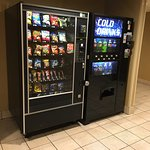 Best Western (Lockport) - vending machines