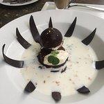 Chocolate hazelnut deliciousness