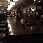 Victoire - bar area