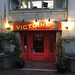 Victoire - entrance