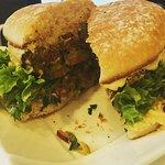 Bombay vegan Burger