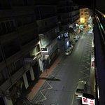 Chambre 311 balcon nuit