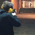 Uzi shooting