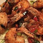Chefs special fried shrimp