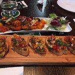 Hit Wicket Indian Restaurant Foto