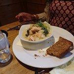 Chowder seafood