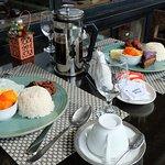 Plated Breakfast