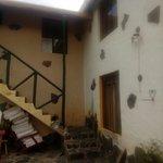 Instalaciones del Hotel Kuntur Wassi