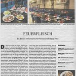 Zeitungsartikel übers BULGOGI-HAUS #Kölnerstadtanzeiger #KSTA #bulgogihaus #koreanrestaurant