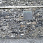 The place where the 1916 prisoners were executed by fire squad - fast and in stealth