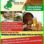 Come & enjoy where food and drink won't cost you an arm & a leg