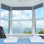 Room1 - Kingsize, En Suite, Panoramic Sea Views