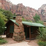Zion Lodge Foto