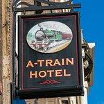 Photo de A-Train Hotel