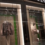 Armani brand shop
