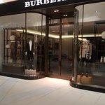 Burberry brand shop