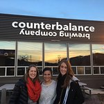 Counterbalance Brewery was our favorite!