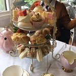 Went for vintage tea.Such a lovely selection of treats.Well presented and superb service and atm