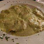 Salmon & Pesto Ravioli