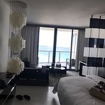 This room is beautiful!!!!! It's directly on the beach with a beautiful pool with service. Pool