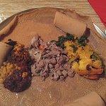 Photo de Addis Ethiopian Restaurant