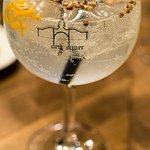 Den Dyver - Brugge, Belgium - Copper Head Gin & Fever Tree Tonic (G&T)