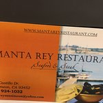 Photo de Manta Rey Restaurant